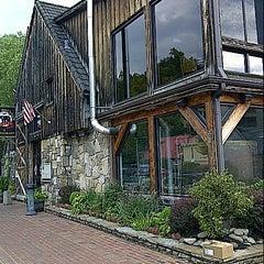 Photo taken at Smoky Mountain Brewery by Dan B. on 8/28/2012
