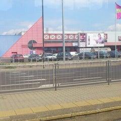 Photo taken at Tesco Hipermarket by Kamil K. on 8/23/2012