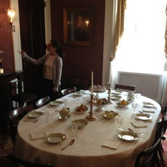 Photo taken at Bartow-Pell Mansion Museum by Dan B. on 6/10/2012