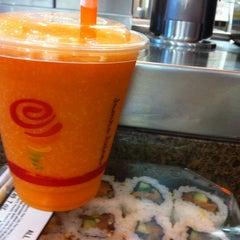 Photo taken at Jamba Juice by Dave K. on 6/10/2012