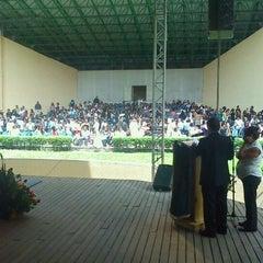 Photo taken at Foro Felipe Villanueva by Miguel A. on 6/15/2012