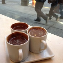 Photo taken at Cacao Drink Chocolate by Sea_Salt_77 on 3/8/2012