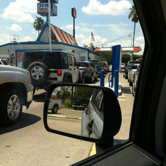 Photo taken at Whataburger by Heather S. on 5/17/2012