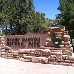 Photo taken at Grand Canyon National Park by Joy B. on 5/23/2012