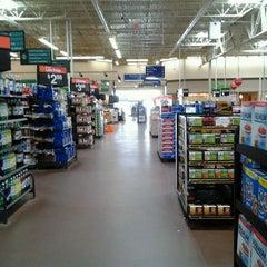 Photo taken at Walmart Supercenter by Travis S. on 3/2/2012