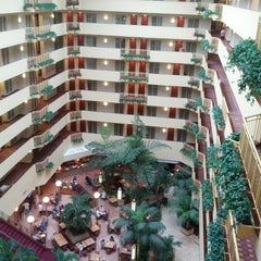 Photo taken at Embassy Suites by Hilton Tampa USF Near Busch Gardens by Chris H. on 7/25/2012