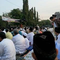 Photo taken at Lapangan Flores by Acenk G. on 8/18/2012