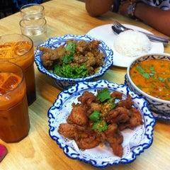 Photo taken at Nakhon Kitchen by Roan F. on 3/25/2012