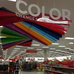 Photo taken at Target by Christina C. on 3/25/2012