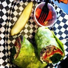 Photo taken at Hob Nobs Cafe & Spirits by David M. on 2/22/2012