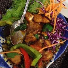 Photo taken at Best Thai Cuisine by Danielle on 8/5/2012