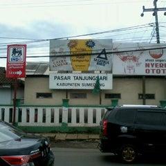 Photo taken at Pasar tanjungsari by Dedi M. on 3/18/2012