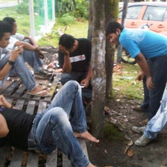 Photo taken at Pejabat Agama Islam Daerah Hulu Langat by Zul K. on 3/5/2012