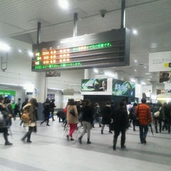 Photo taken at 京王井の頭線 渋谷駅 (IN01) by DJ O. on 3/23/2012