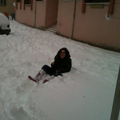 Photo taken at Cevizlidere Caddesi by Nağme C. on 2/29/2012