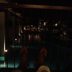 Photo taken at Sala Talay Resort, Krabi by Oscar C. on 8/21/2012