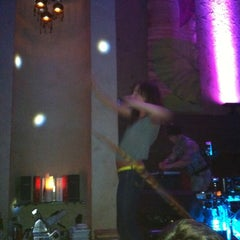 Photo taken at Sanafir Restaurant and Lounge by @tinhead Raj T. on 3/16/2012