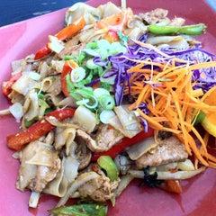 Photo taken at Best Thai Cuisine by Jeffrey S. on 4/18/2012
