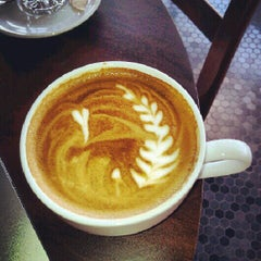 Photo taken at Lamill Coffee Boutique by Jessica H. on 8/30/2012