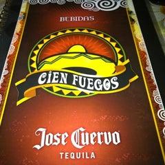 Photo taken at Cien Fuegos by Claudio C. on 6/16/2012