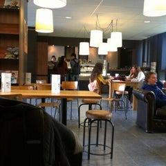 Photo taken at Starbucks by Marcello M. on 6/11/2012