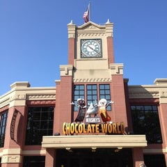 Photo taken at Hershey's Chocolate World by Troy N. on 5/17/2012