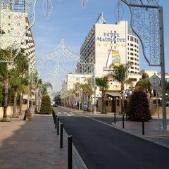Photo taken at Complejo Marina d'Or - Ciudad de Vacaciones by Cвятослав Р. on 7/2/2012