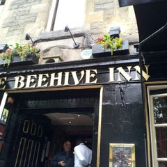 Photo taken at The Beehive Inn by Lynn Lindy D. on 9/8/2012