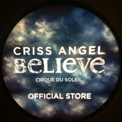 Photo taken at CRISS ANGEL Believe by Nate R. on 6/6/2012