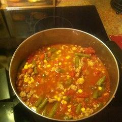 Photo taken at La Cocina by Ashli 🎶 on 5/8/2012