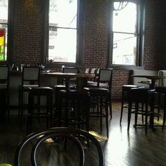 Photo taken at Davis Street Tavern by Rachael W. on 2/25/2012