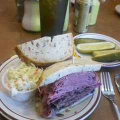 Photo taken at Canter's Delicatessen by @Ms_Terree G. on 6/3/2012