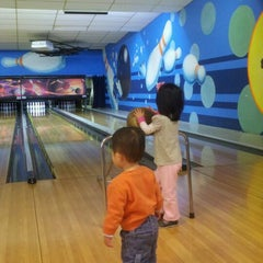 Photo taken at Chipper's Lanes by Peter C. on 2/20/2012