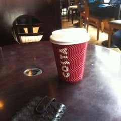 Photo taken at Costa Coffee by Alex T. on 2/26/2012