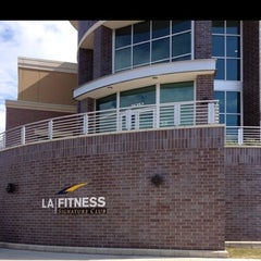 Photo taken at LA Fitness by Larry on 8/1/2012