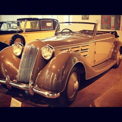 Photo taken at Museo Automovilístico de Málaga by Fabio L. on 8/28/2012