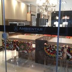 Photo taken at Ambientar Móveis Planejados by João Batista P. on 5/25/2012