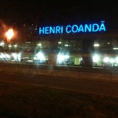 "Photo taken at Otopeni ""Henri Coandă"" International Airport (OTP) by Mihai . on 6/27/2012"