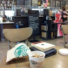 Photo taken at Starbucks by Rick M. on 8/26/2012