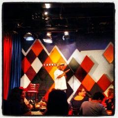 Photo taken at Carolines on Broadway by Manny L. on 6/8/2012