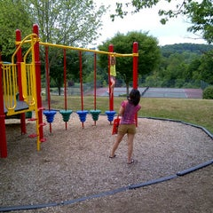 Photo taken at Kimberton Park by Tom H. on 7/8/2012