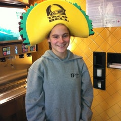 Photo taken at Taco Bell by Jacquie M. on 3/10/2012