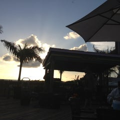 Photo taken at Jimmy B's Beach Bar by Manfred G. on 7/29/2012