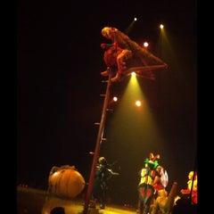 Photo taken at Ovo Cirque du Soleil by Jesus  R. on 3/26/2012
