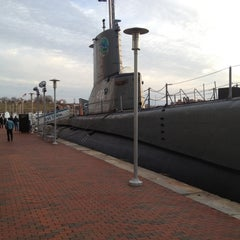 Photo taken at USS Torsk (SS-423) by Bill P. on 3/3/2012