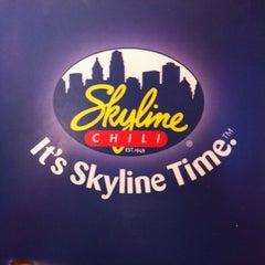Photo taken at Skyline Chili by Keri B. on 9/6/2012
