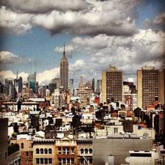 Photo taken at Sheraton Tribeca by Nadya B. on 8/18/2012