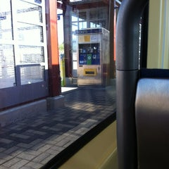 Photo taken at Franklin Avenue LRT Station by Edwin R. on 8/27/2012