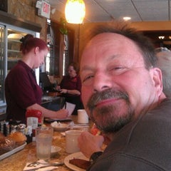 Photo taken at Legacy Diner by Debbie E. on 3/4/2012