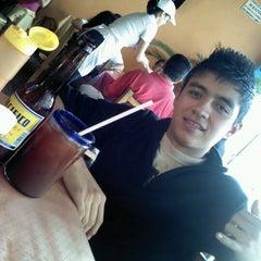 Photo taken at El Camaron Caliente by Luis M. on 3/3/2012
